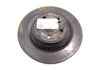 Rear brake disc