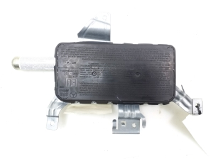 Front door airbag