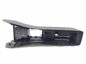 Interior console