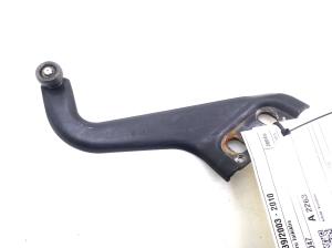 Sliding door holder
