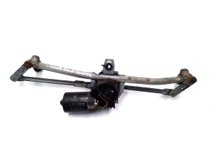 Front wiper mechanism and its parts