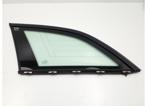 Glass rear wing fort