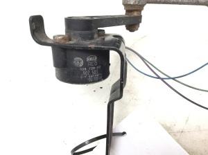 Sensor on the front hub
