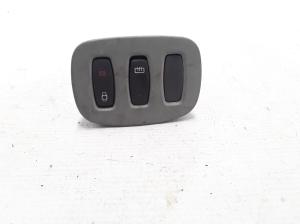 Rear window defroster switch