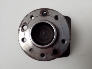 Rear hub and its details