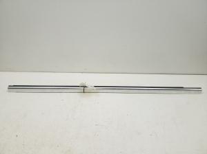 Galinių šoninių durų juostelė prie stiklo išorinė