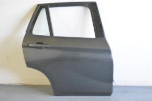 Rear side doors