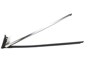 Rear wing fork strap outer