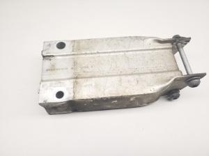 Front bumper beam damper