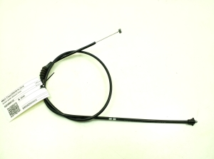 Hood opening cable