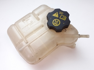 Coolant tank and its parts
