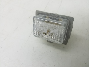 Number plate light bulbs