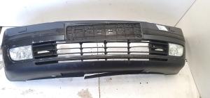 Front bumper and its parts (set)