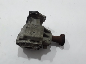 Front gearbox