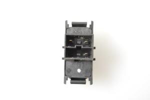 Rear side door glass switch