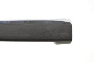 Rear side door opening handle external
