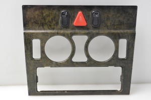 Interior panel trim