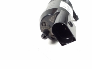 Front window washer motor