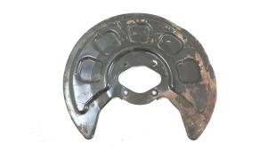 Rear hub protection