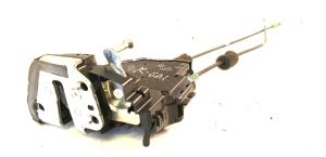 Rear side door lock