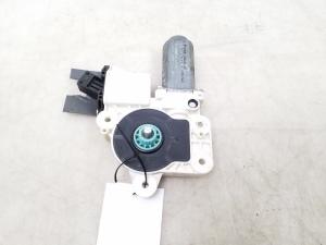 Rear side door window motor