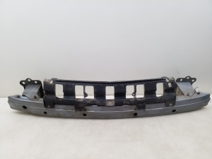 Front bumper beam and its details