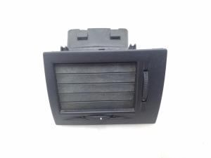 Interior panel ventilation grilles