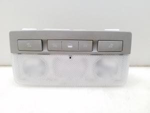 Lighting panel front