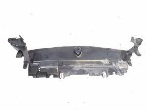 Air deflector cooling radiator