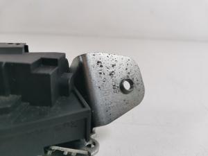 Trunk lid lock