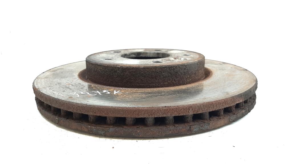 Brake disc front