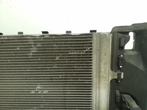 Radiatorių komplektas ir jo detales