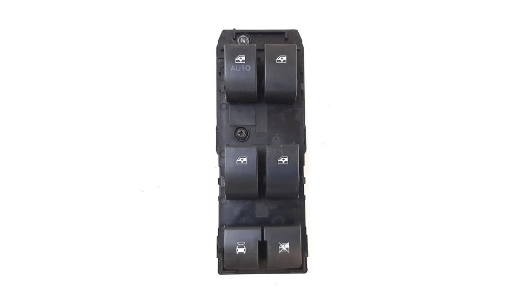 Front door glass switch