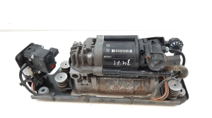 Air compressor chassis
