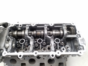 Engine head and its parts