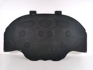 Bonnet sound insulation