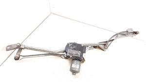 Front wiper mechanism