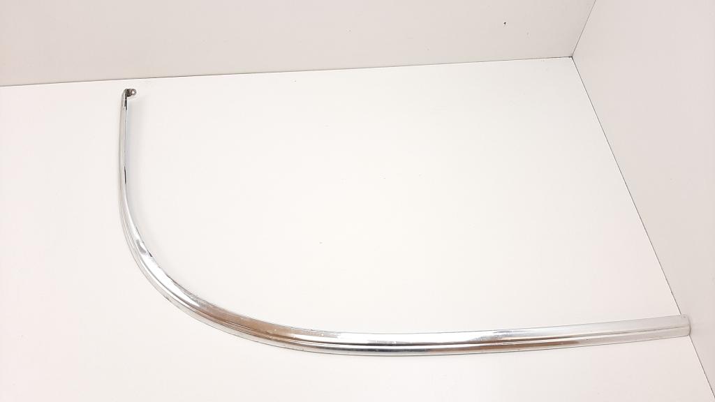 Rear window trim