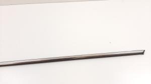 Rear side door strip