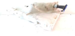 Windscreen washer tank front