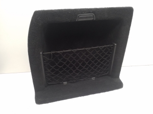 Trunk interior side knockout