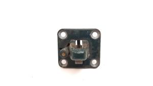 Engine cover lock