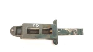 Front door opening limiter