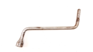 Spare wheel key