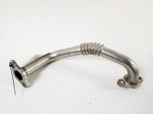 EGR valve pipe