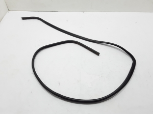Front door sealing rubber on the body
