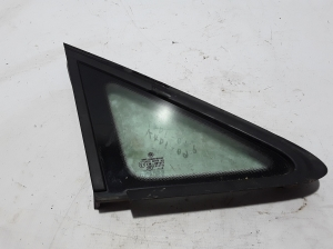 Glass front body fork