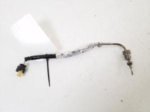 Muffler temperature sensor