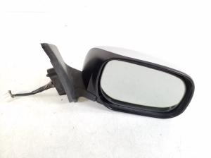 Šoninis veidrodėlis ir jo detalės