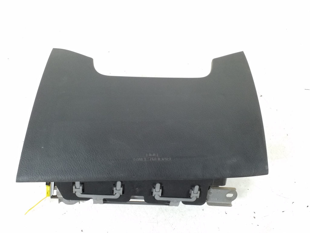 Airbag underfoot